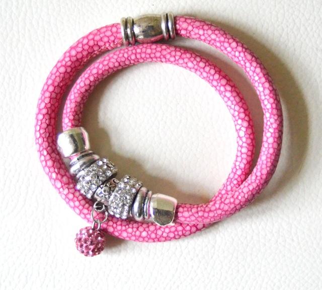 pink rochen 2-fach
