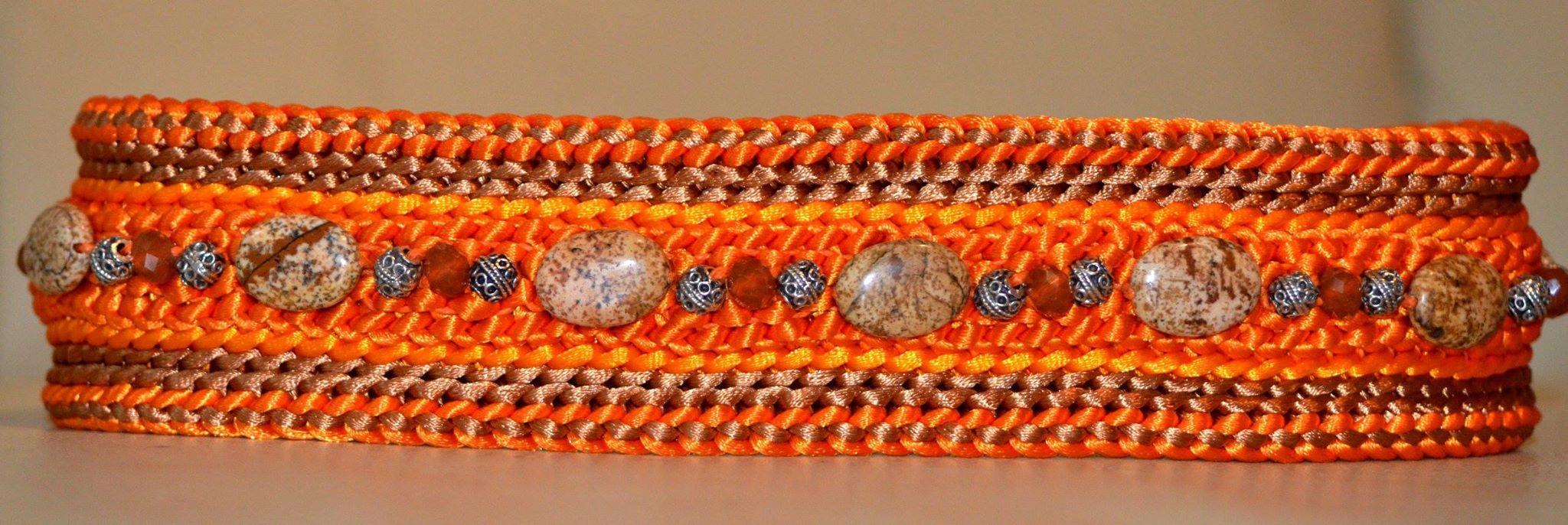 Anja von Gall orange